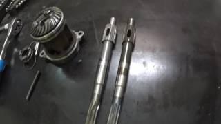 Yamaha-15 tishli ta'mirlash
