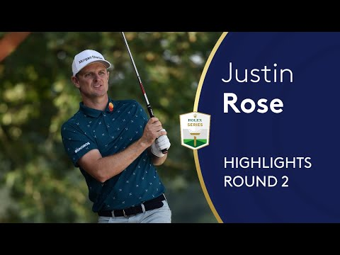 Justin Rose Highlights | Round 2 | 2019 Italian Open