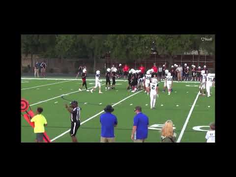 Luke Ullrich 8th grade szn colleyville middle school
