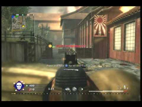 Call of Duty: World at War (Courtyard Map) - YouTube