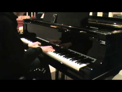 Stephen Swartz ft. Joni Fatora - Bullet Train Piano Cover