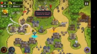 Kingdom Rush Endless Wave HighScore 63 Wave