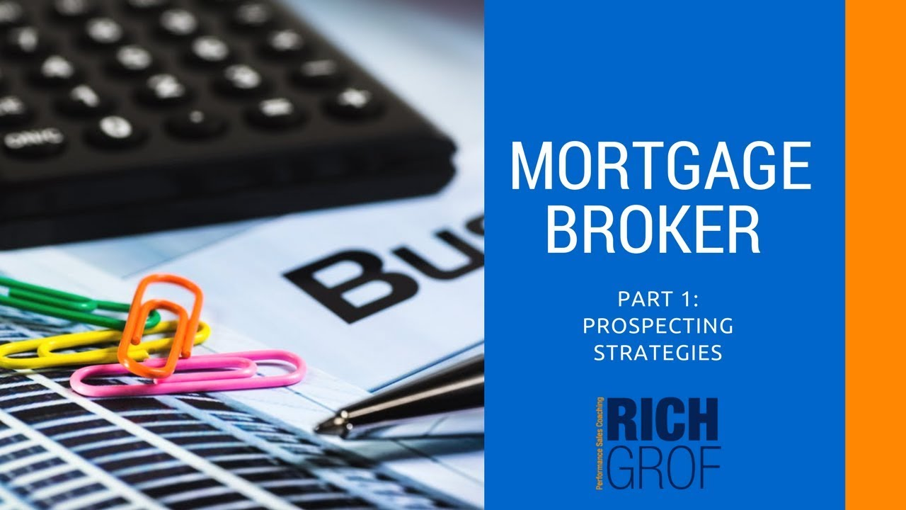 Starting Your Business as a Mortgage Broker or Mortgage Agent ...