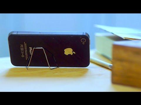 Как сделать держатель для телефона фото 444