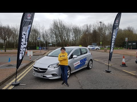 Admiral Young Driver Experience Nottingham
