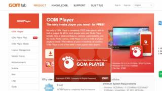 Video How to Download and Install Gom Player 2017   completely free video player for windows download MP3, 3GP, MP4, WEBM, AVI, FLV Juli 2018