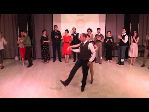 Balboa Open J'n'J Finals at Russian Swing Dance Championship 2018