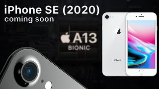 Apple iPhone SE (2020): Design, Display, Camera, Hardware And Battery Specifications