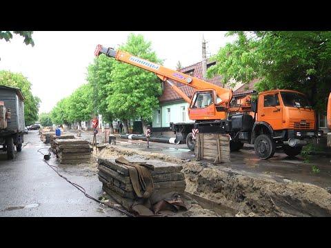 Суспільне Житомир: В центрі Житомира відремонтують майже три десятки об'єктів тепломереж