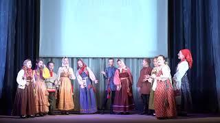 Детский фольклорный ансамбль ''Жихарка'' (младший состав) г.Ульяновск