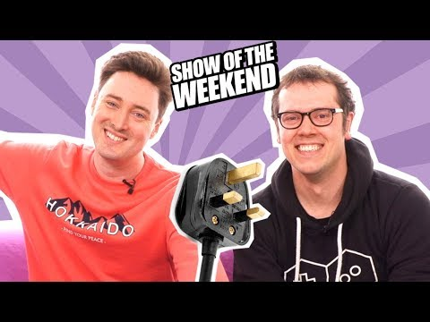 Show of the Weekend: Totally Accurate Battle Sim and Mike's Nikola Tesla Rewiring Challenge
