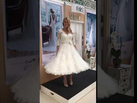 A popular dress with us  from White Rose