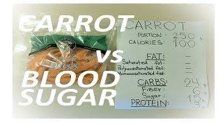 #45 Carrots vs Blood sugar