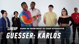 Download Rank a Group of Strangers from Most to Least Attractive (Karlos) | Lineup | Cut Mp3 and Videos