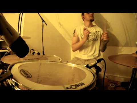The Anthem- Good Charlotte (Drum Cover - Nick Krueger)