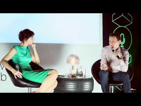 Ilia Kenigshtein (Hybrid Capital) at Startup Grind Dnepropet