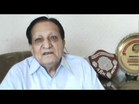 Interview with S.A. Hamid Principal of Lahore Law College Part 3