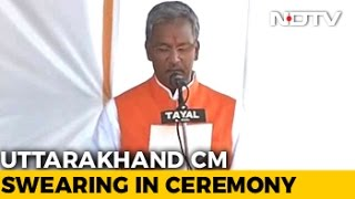 trivendra-rawat-takes-charge-as-uttarakhand-chief-minister
