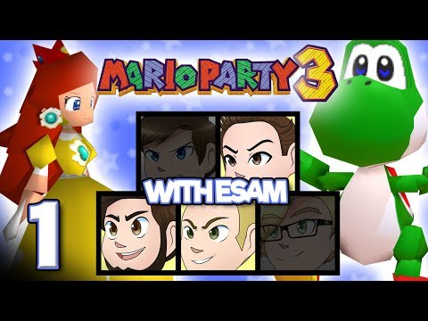 "Mario Party 3: ""Closer to the Edge"" - EPISODE 1 - Friends Without Benefits"