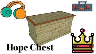 http://myoutdoorplans.com/indoor/hope-chest-plans/ SUBSCRIBE for a new DIY video almost every day! If you want to learn more