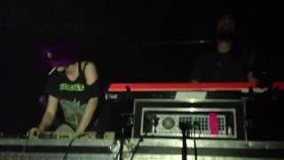 Crystal Castles - Telepath (LIVE) (HQ) Turner Hall Ballroom Milwaukee, WI