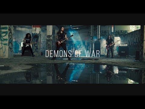 """Válvera - """"Demons Of War"""" (Official Video)"""