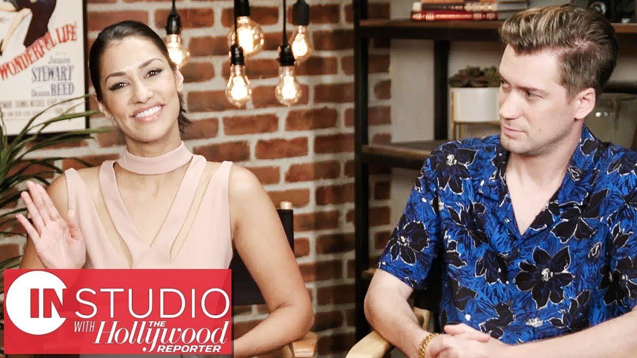 'Blindspotting' Stars Rafael Casal & Janina Gavankar on Filming in Oakland   In Studio with THR