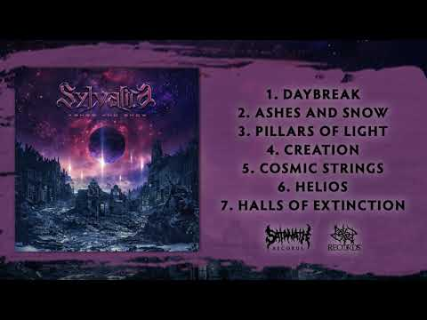Sylvatica - Ashes And Snow (2021) [Full Album]