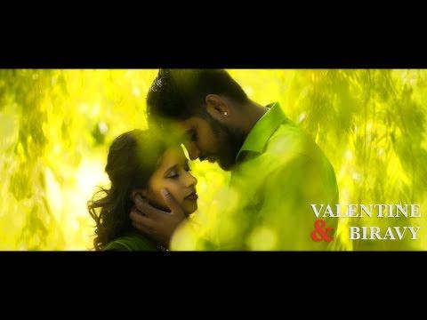 Valentine & Biravy : Pachai Nirame | Alaipayuthey