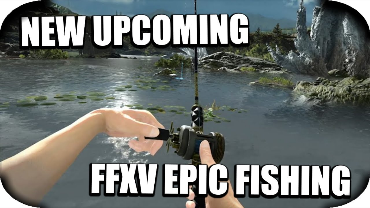 Psvr new upcoming psvr full fledged fishing vr game for Fishing vr games