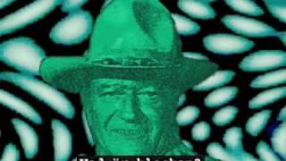 John Wayne & fröken Ur