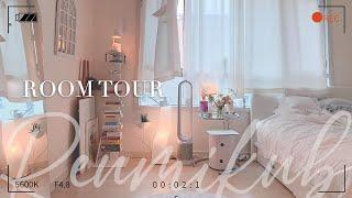 ROOM TOUR l 디자이너의 화이트톤 원룸 룸투어 …