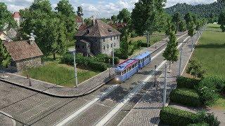 Linia tramwajowa - Transport Fever 2 #3