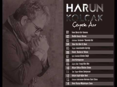 Harun Kolçak Çeyrek Asır Full Albüm