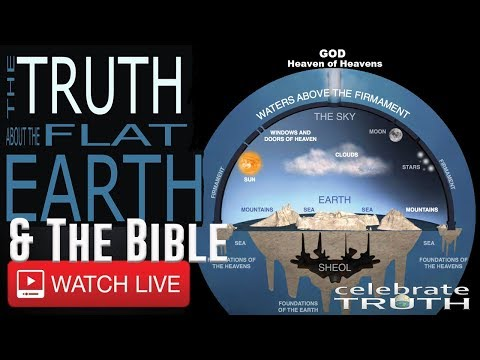 Flat Earth & The Bible 24/7 | Exposing The World's Lies & Celebrating Truth thumbnail