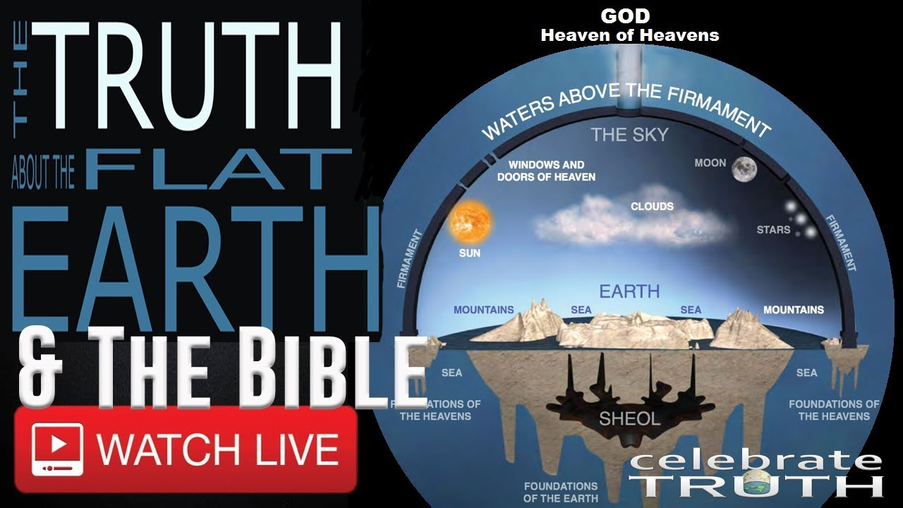 Flat Earth & The Bible 24/7 | Exposing The World's Lies & Celebrating Truth
