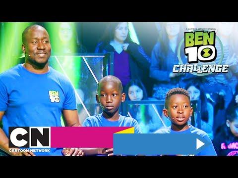 Ben 10 Challenge | Folge 6 | Cartoon Network