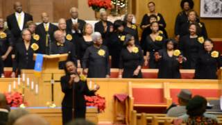 Mt Olivet Baptist Church Mass Choir