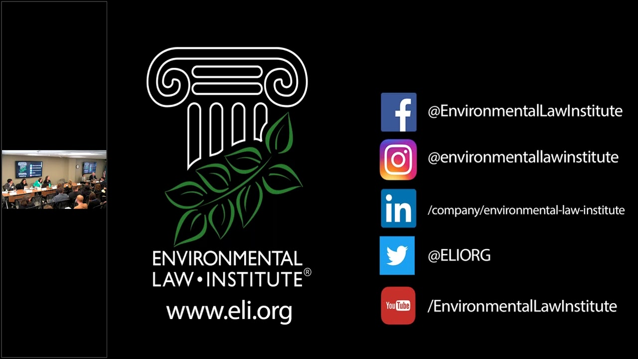 ELPAR News & Events | Environmental Law Policy Annual Review