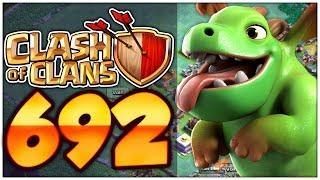 Clash Of Clans Part 692: DRACHENBABY auf Level 9 verbessern