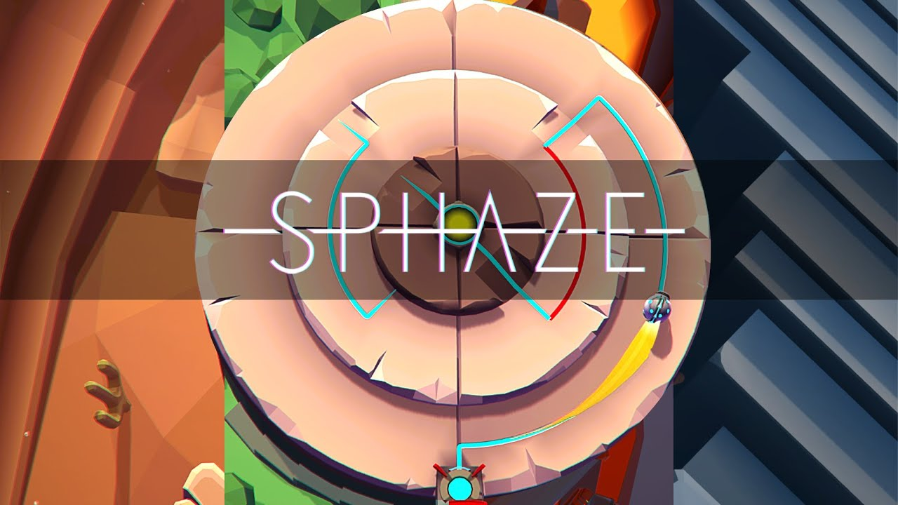 SPHAZE - Game launch trailer