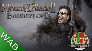 Mount and Blade II Bannerlord Review (early access) (Video Game Video Review)