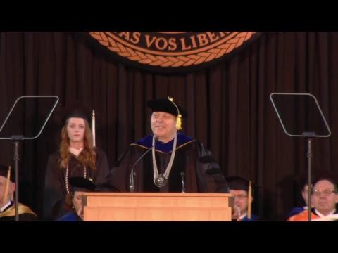 Idaho State University 2018 Commencement