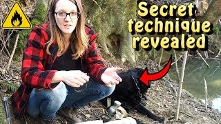 SECRET Fire Steel Technique Everybody Needs To Know