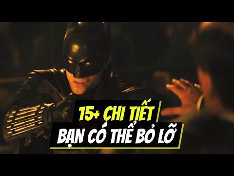THE BATMAN: Phân tích TRAILER MỚI NHẤT & Các chi tiết thú vị