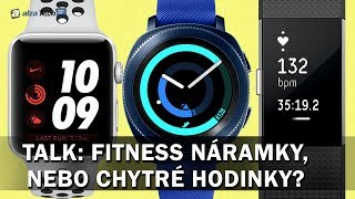 Fitness náramky a nebo radši chytré hodinky? (DISKUSE #806)