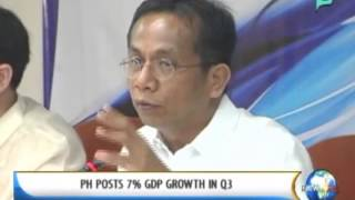 NewsLife: PH posts 7% GDP growth in Q3 || November 28, 2013