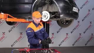 Stabilisatorstang achter rechts monteren MERCEDES-BENZ A-CLASS (W168): gratis video