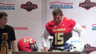 Ryan Bates: American Family Insurance Selection Tour Jersey Presentation