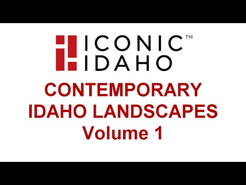 Iconic Idaho Contemporary Landscape Images For Wall Decor Volume 1